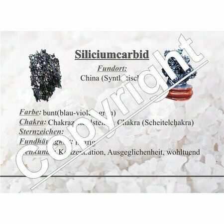 Siliziumkarbid Silizium Silicium Carbid 12 Set mini Stücke je 15 - 20 mm ideal give away Geschenk