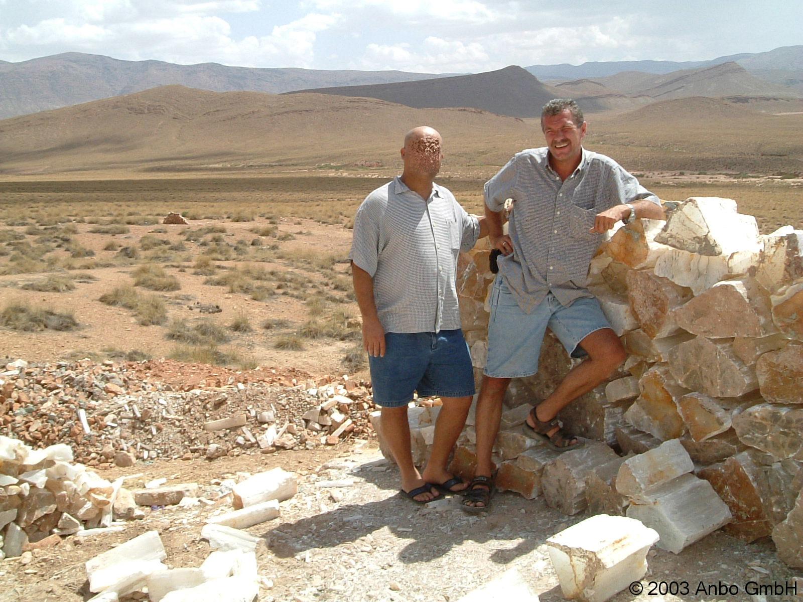 Selenit Marokko