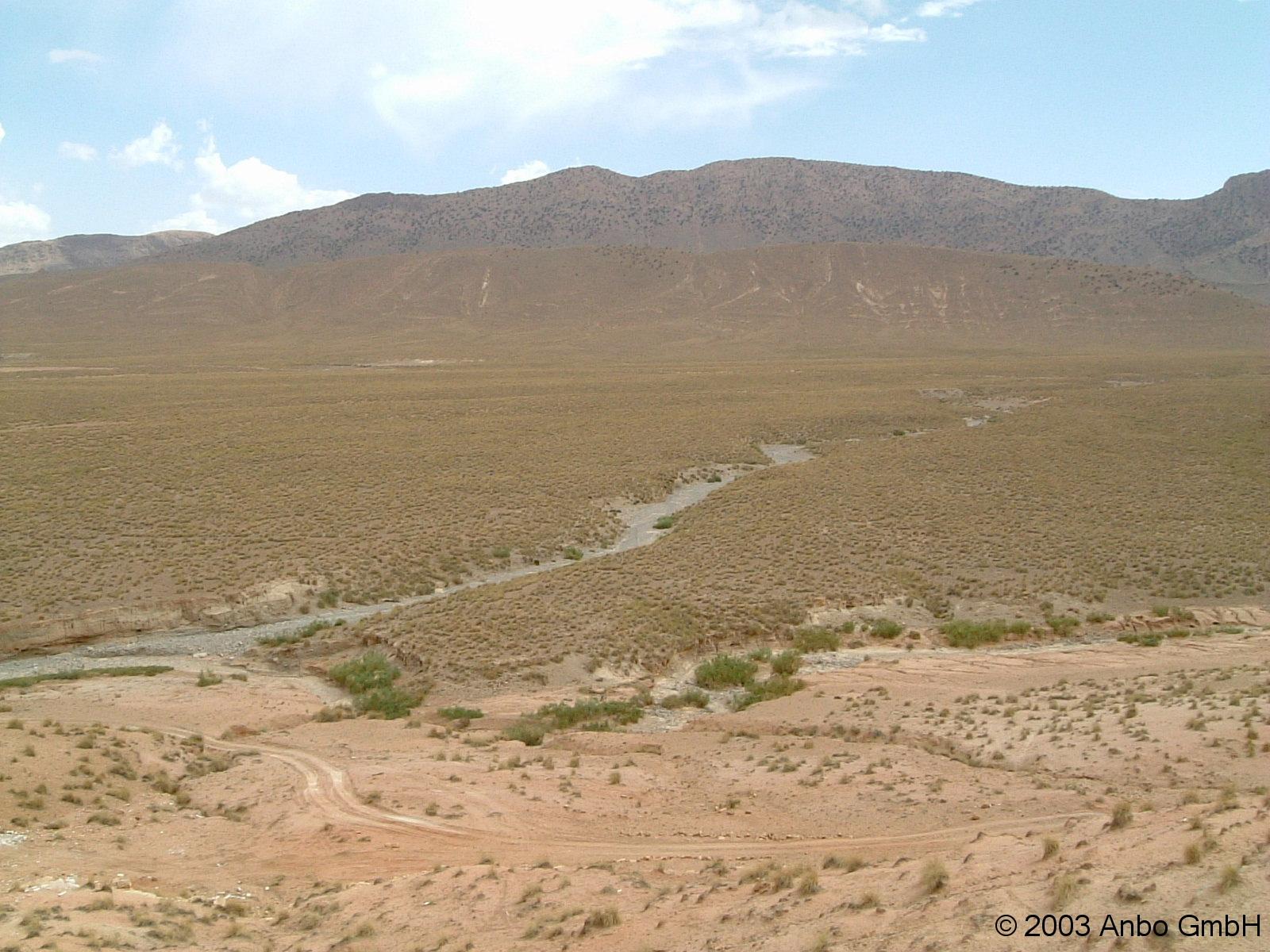 Selenitabbau Marokko 1